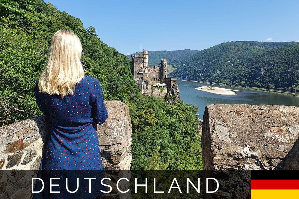 Oberes Mittelrheintal Rheingau Titelbild