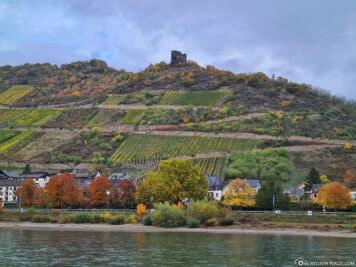 Die Burg Nollig