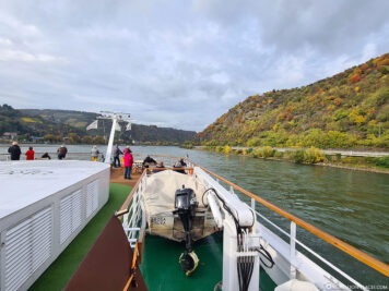 Der Rhein bei Bacharach
