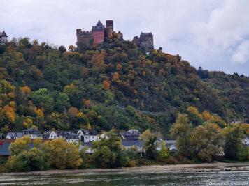 Die Schönburg in Oberwesel