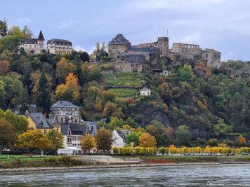 Die Burg Rheinfels