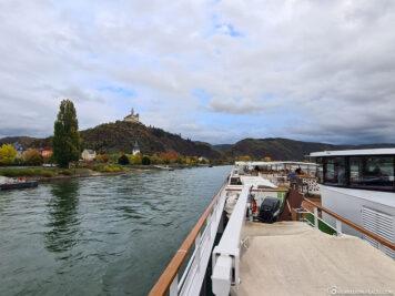 Der Rhein bei Lahnstein