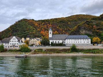 Das Wallfahrtskloster Bornhofen