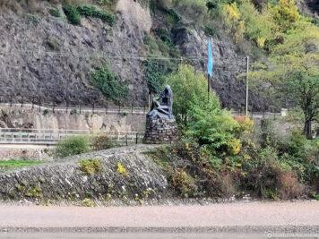Die Loreley Statue