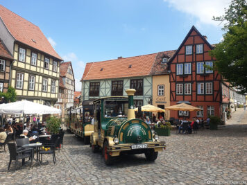 The Schlossplatz