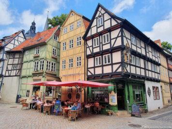 Old Town of Quedlinburg
