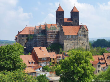 View of the Schlossberg