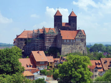 Stiftskirche St. Servatii