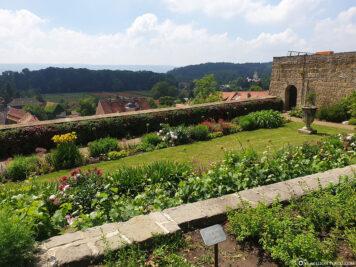 Quedlinburg Castle Garden