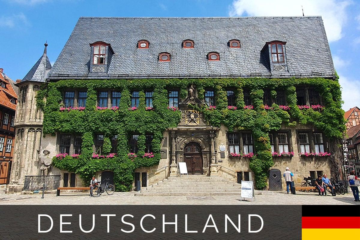 Quedlinburg Titelbild