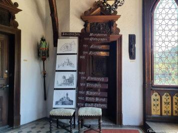 Geführte Tour durch die Reichsburg
