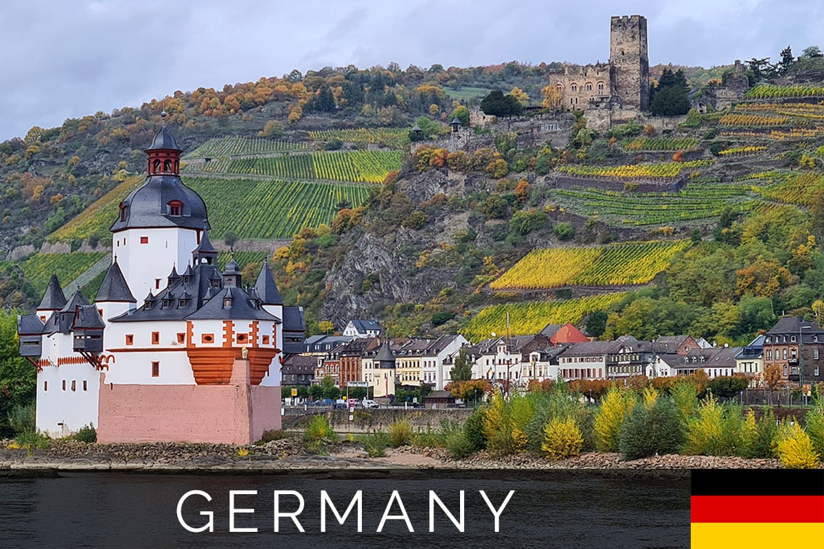 Rhine Gorge Blog Post
