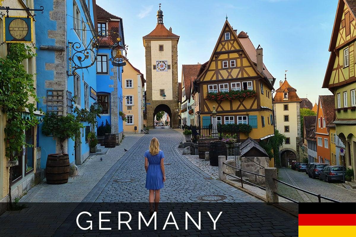 Rothenburg ob der Tauber Blog Post