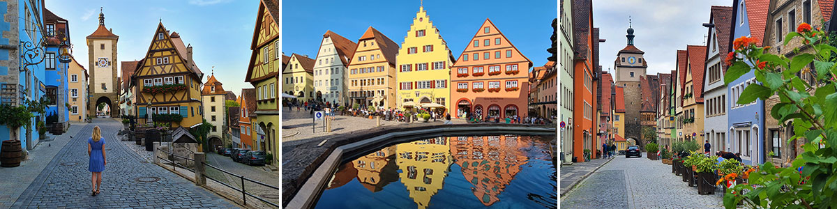 Rothenburg ob der Tauber Headerbild