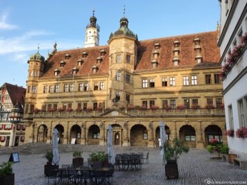 Market Square & Town Hall