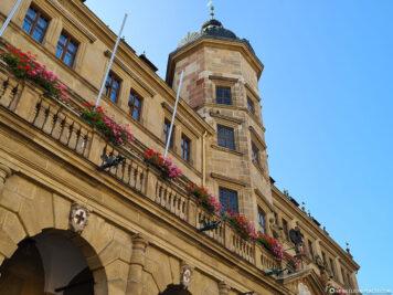 Renaissance facade