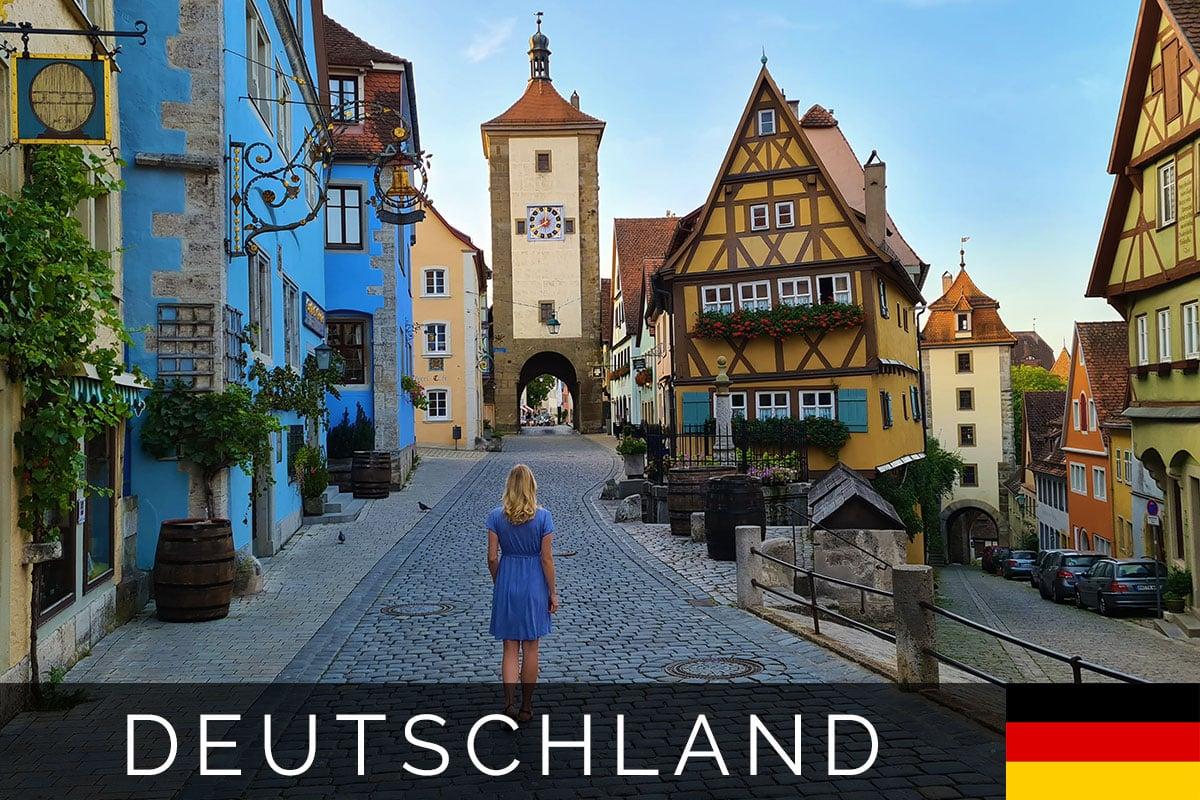 Rothenburg ob der Tauber Titelbild