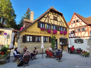 Medieval drinking room Zur Höll