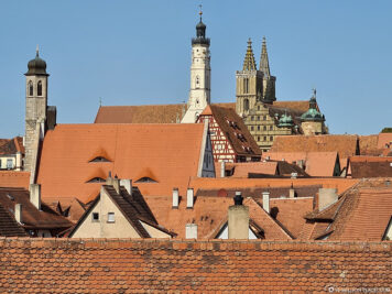 View of the Old Town