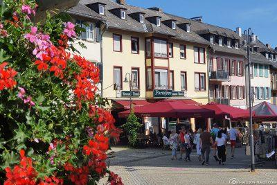 Die Marktstraße