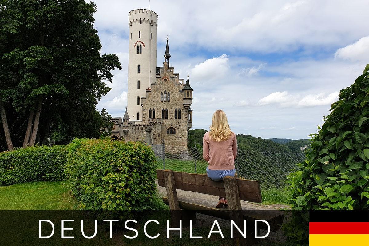 Schloss Lichtenstein Märchenschloss Titelbild