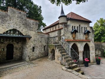 Marienturm & Schlosskapelle