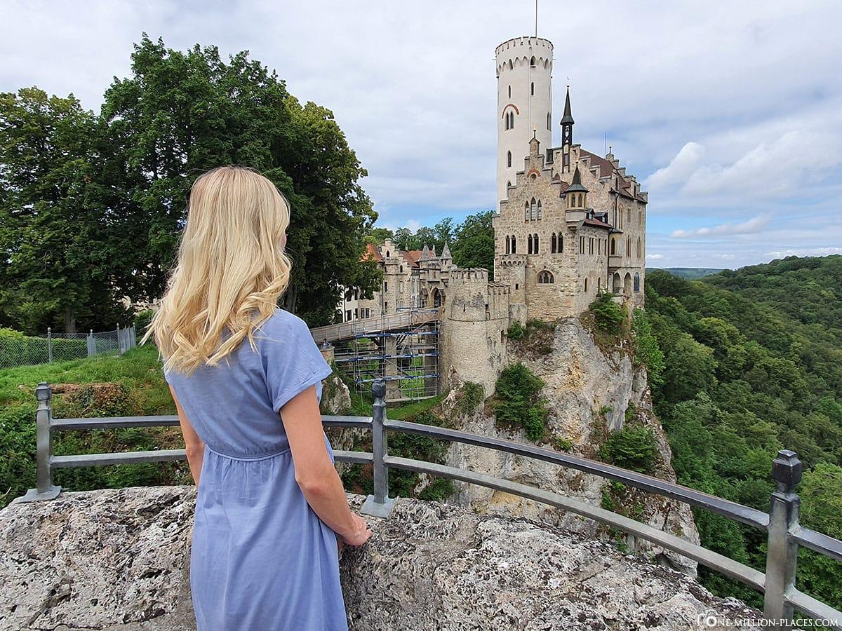 Lichtenstein Castle The Fairytale Castle In The Swabian Alb