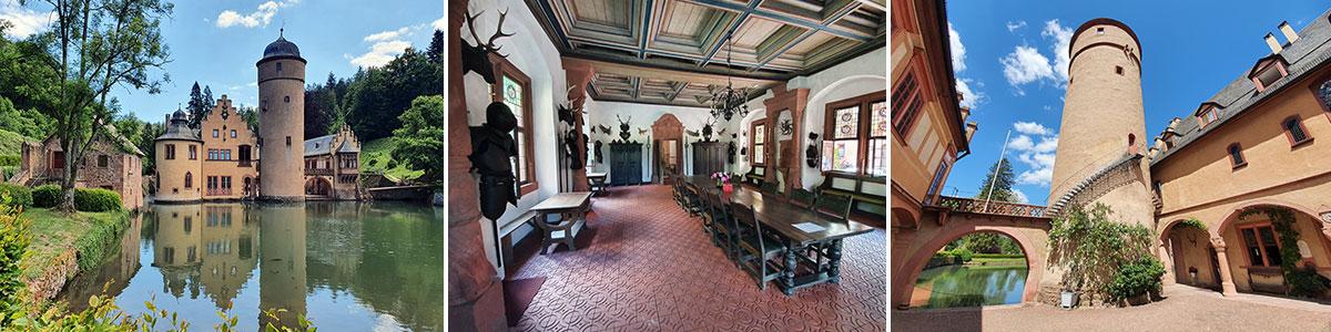 Schloss Mespelbrunn Headerbild