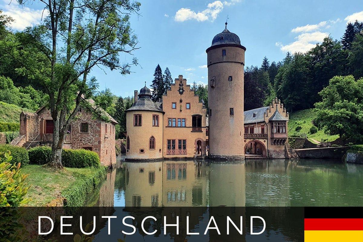 Schloss Mespelbrunn Titelbild