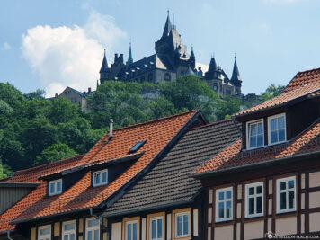 Das Schloss Wernigerode
