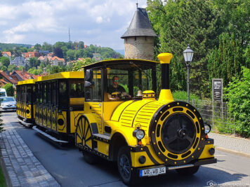 Wernigeröder Schlossbahn
