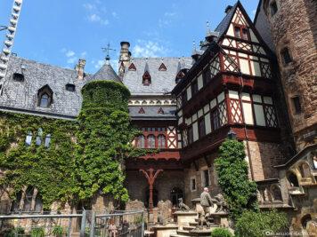 Rundgang durchs Schloss
