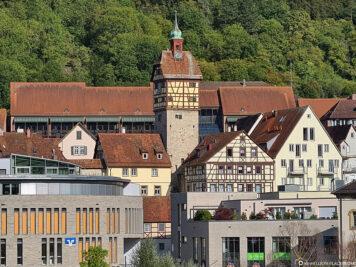 Altstadt und Josenturm