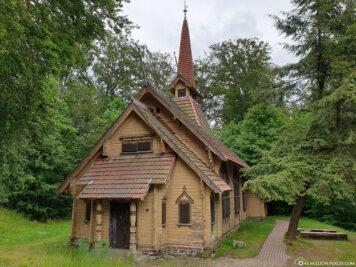 Stave Church Stiege