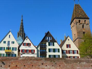 Ulm City Wall & Butcher's Tower