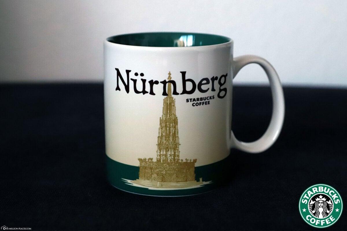 Starbucks City Mug Nürnberg Global Icon Tasse