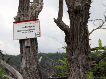 Naturschutzgebiet Rosstrappe