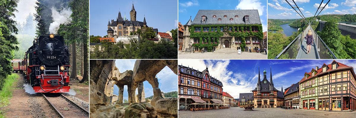 Reiseberichte vom Kurzurlaub im Harz