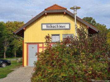 Alter Bahnhof Volkach (Main)