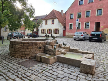 Der Gänsebrunnen