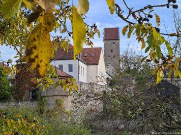 Kloster der Franziskanerinnen