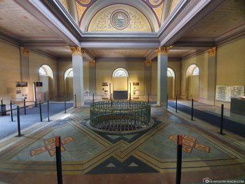 Princely tomb