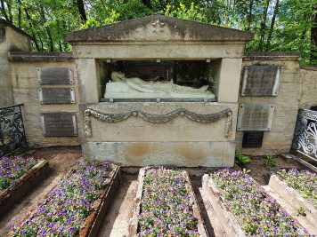 Tomb of the Family of Goethe