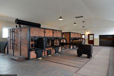 Crematorium inside