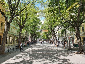 The Schillerstraße