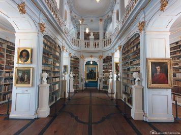 The central Rococo Hall