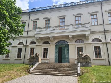 Weimar City Palace