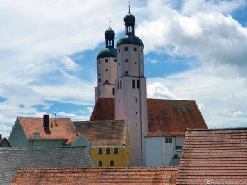 Stadtpfarrkirche St. Emmeram