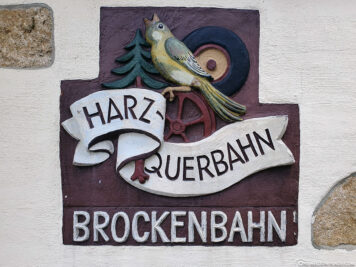 Harz cross-country railway