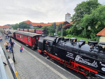 The Brocken Railway